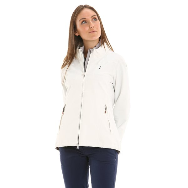 Chaqueta de mujer Shackle transpirable de nylon