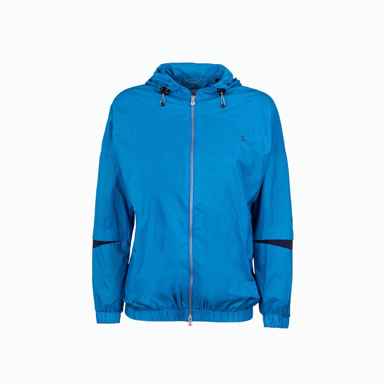 Rope Jacket - Azul Brillante