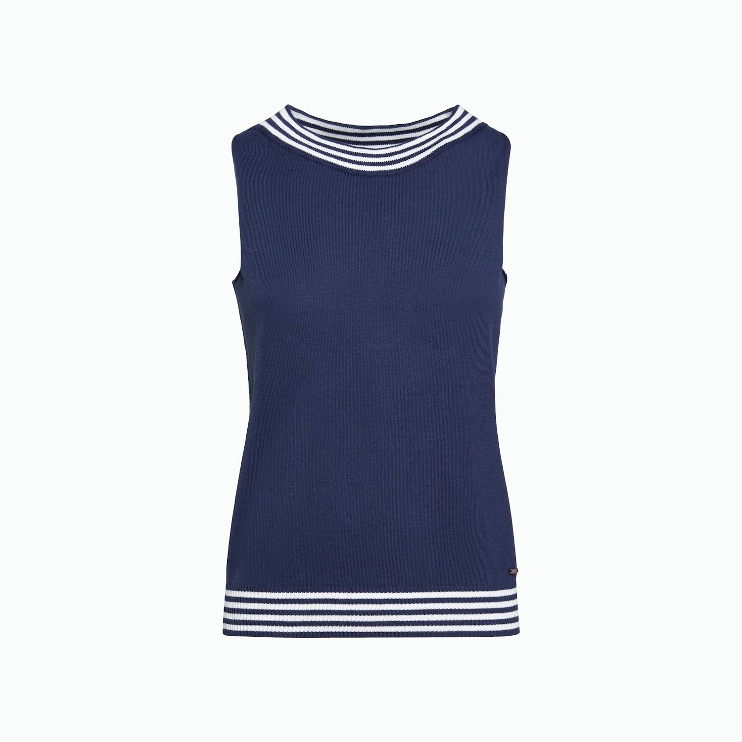 Pull sans manches A181 - Navy