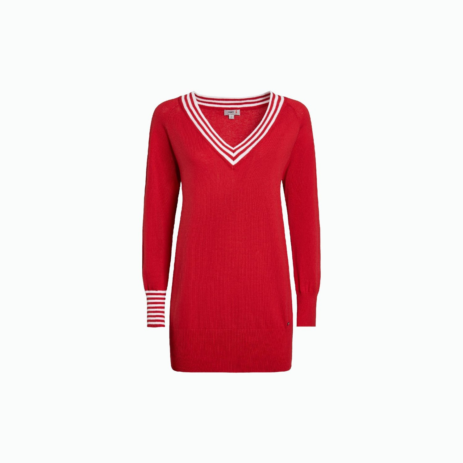 Jumper A182 - Chili Red