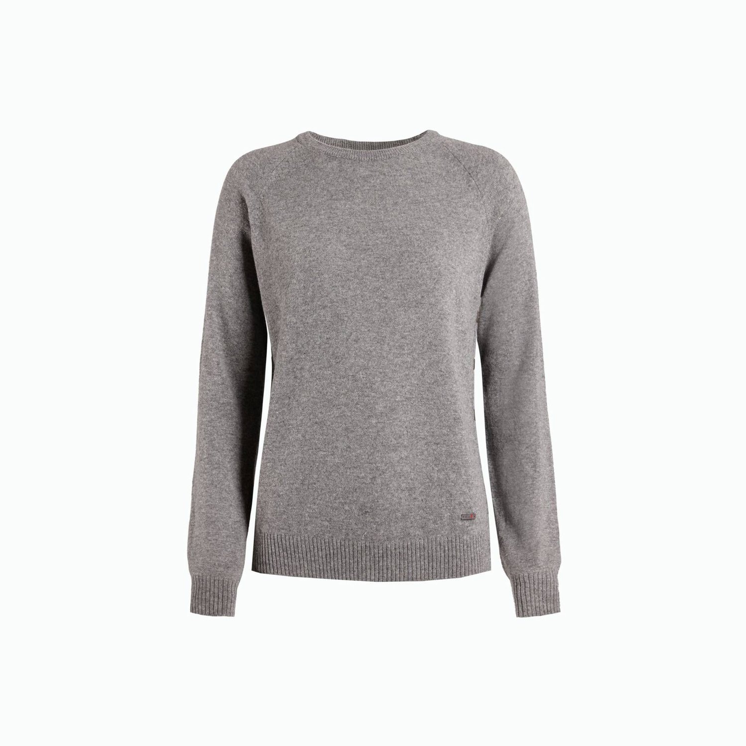 B118 Jumper - Grey Melange