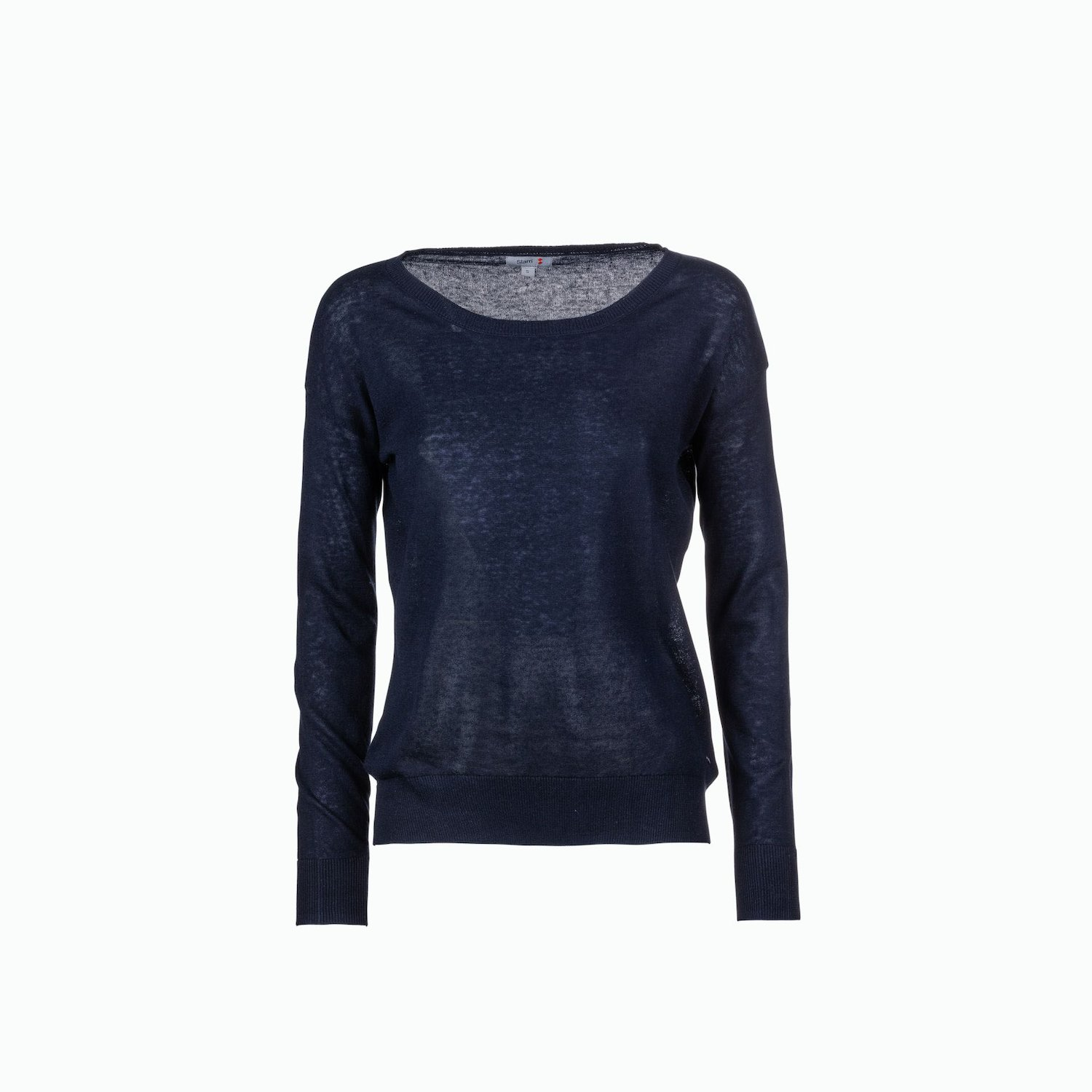 C163 Jumper - Navy Blau