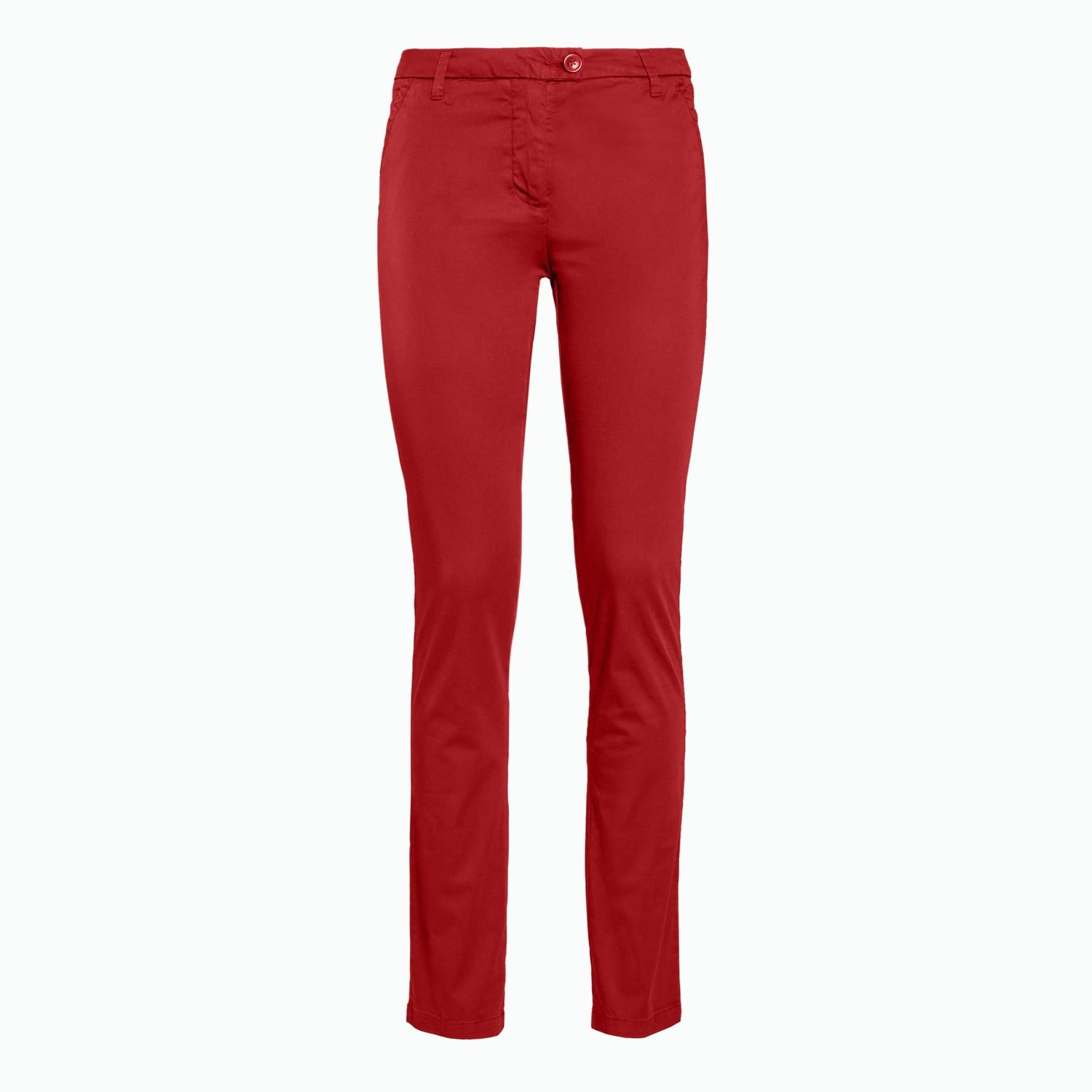 Trouser A2 - Chili Red