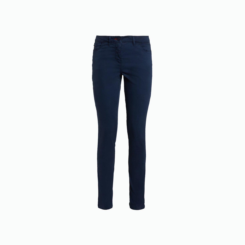 Pantalone B38 - Blu Mare
