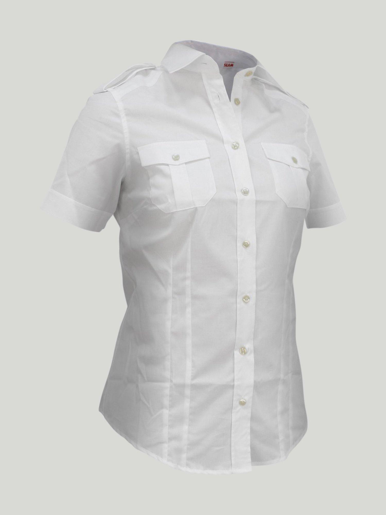 Bell SS shirt - White