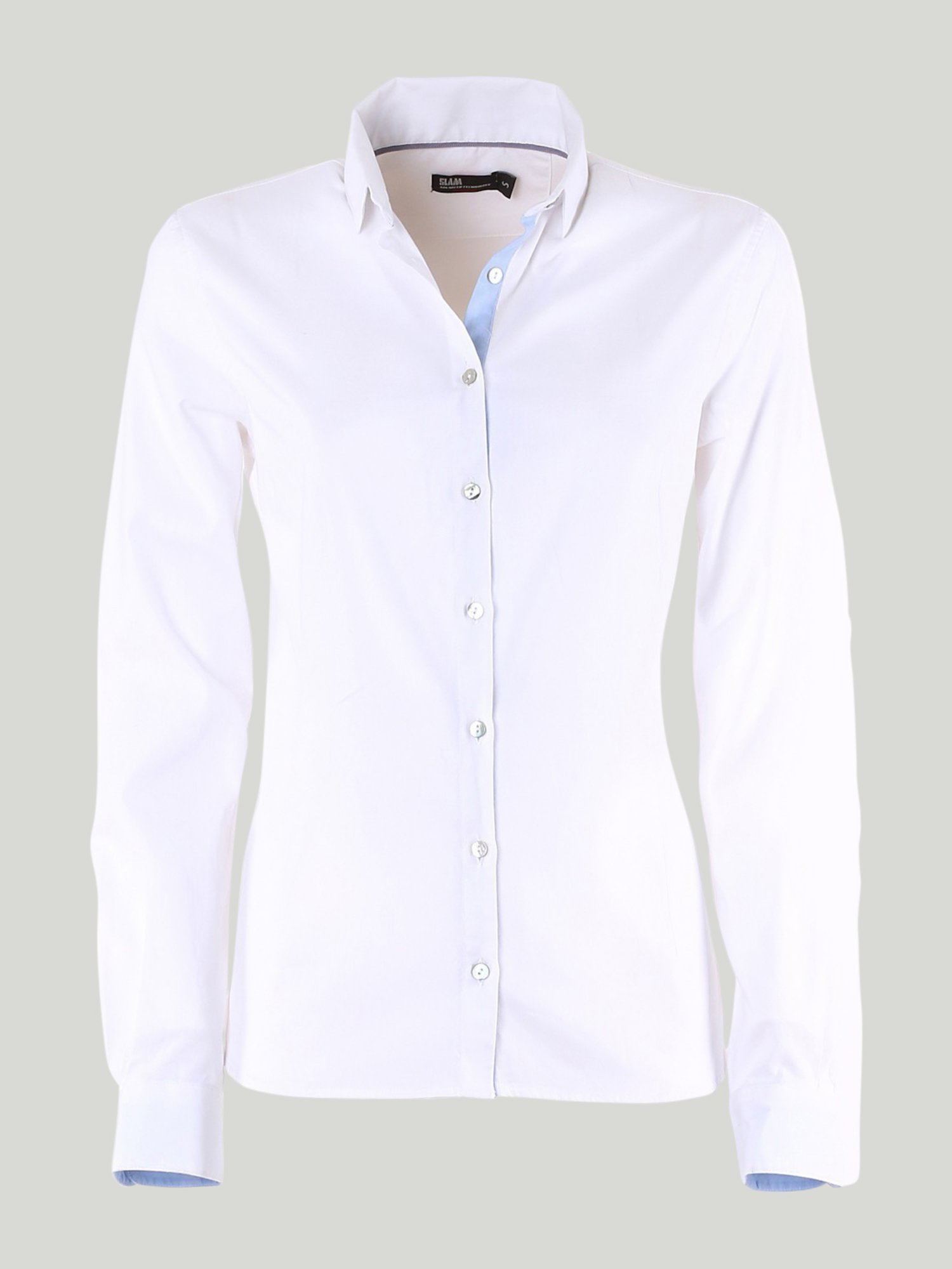 Imbros shirt - White