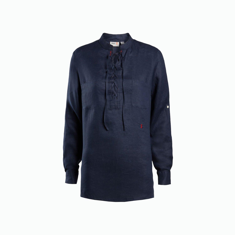 Shirt A169 - Marinenblau