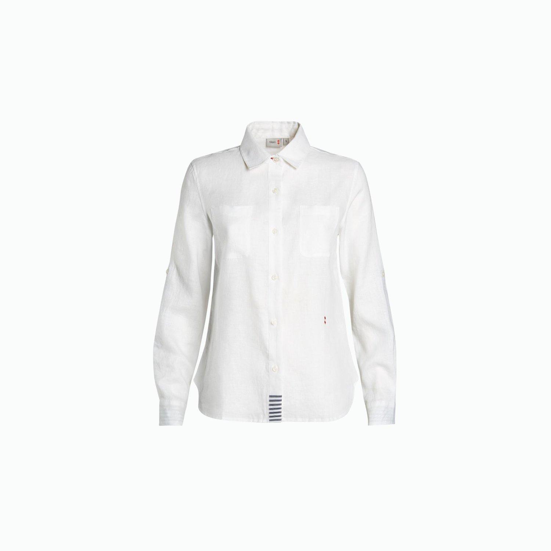 Shirt A170 - Weiss