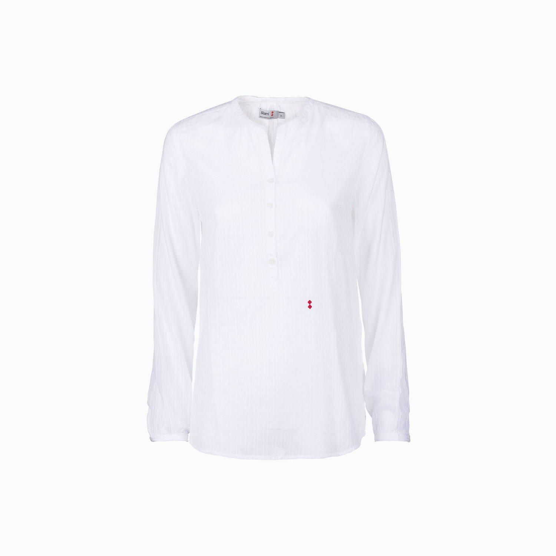 C01 Shirt - Weiss