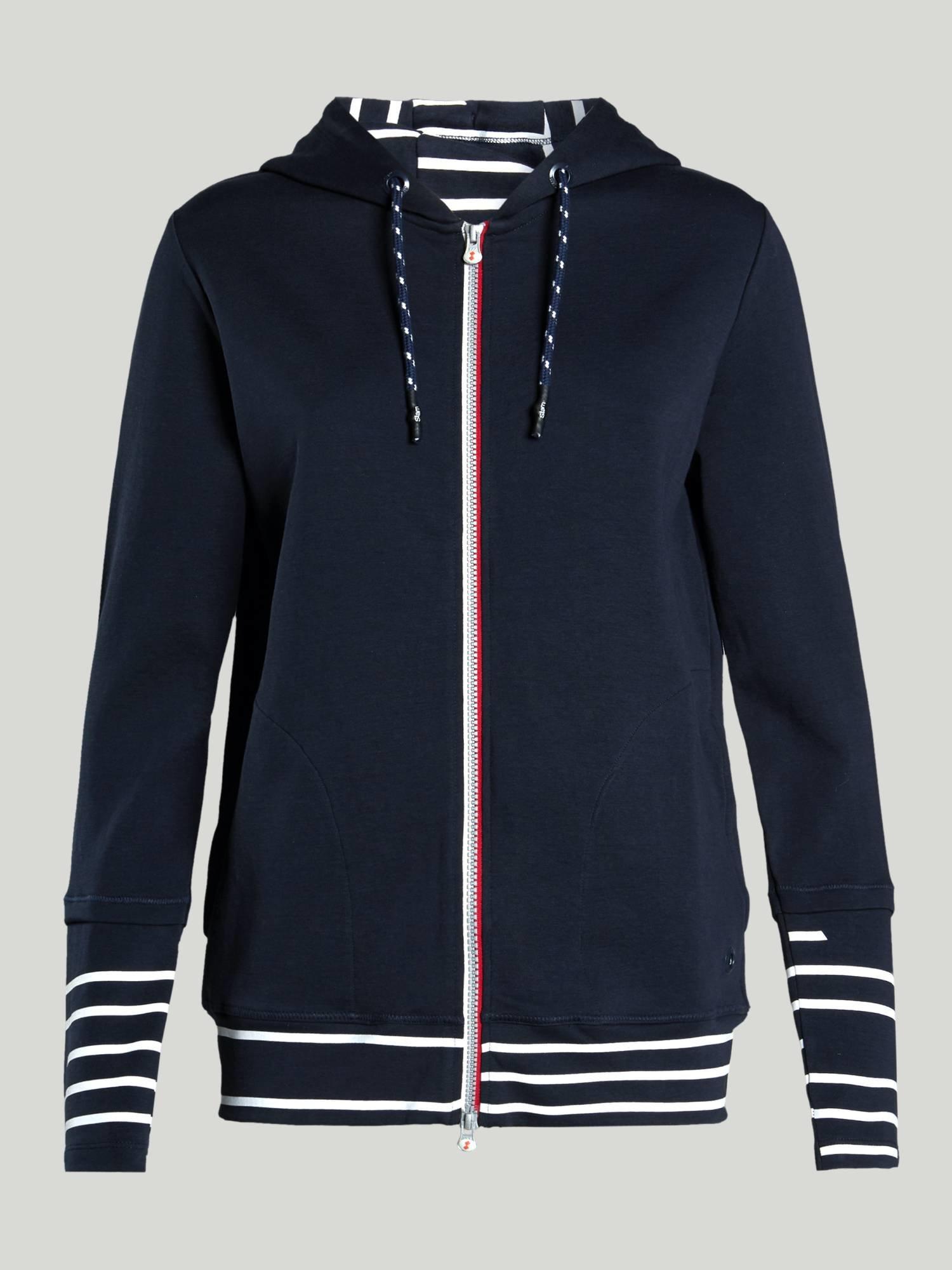 Sweatshirt A52 - Marinenblau