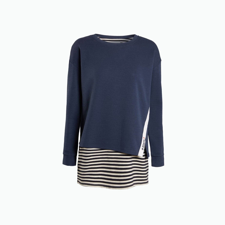 Suéter B24 - Azul Mar