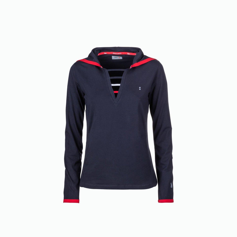 C124 Sweatshirt - Navy Blau