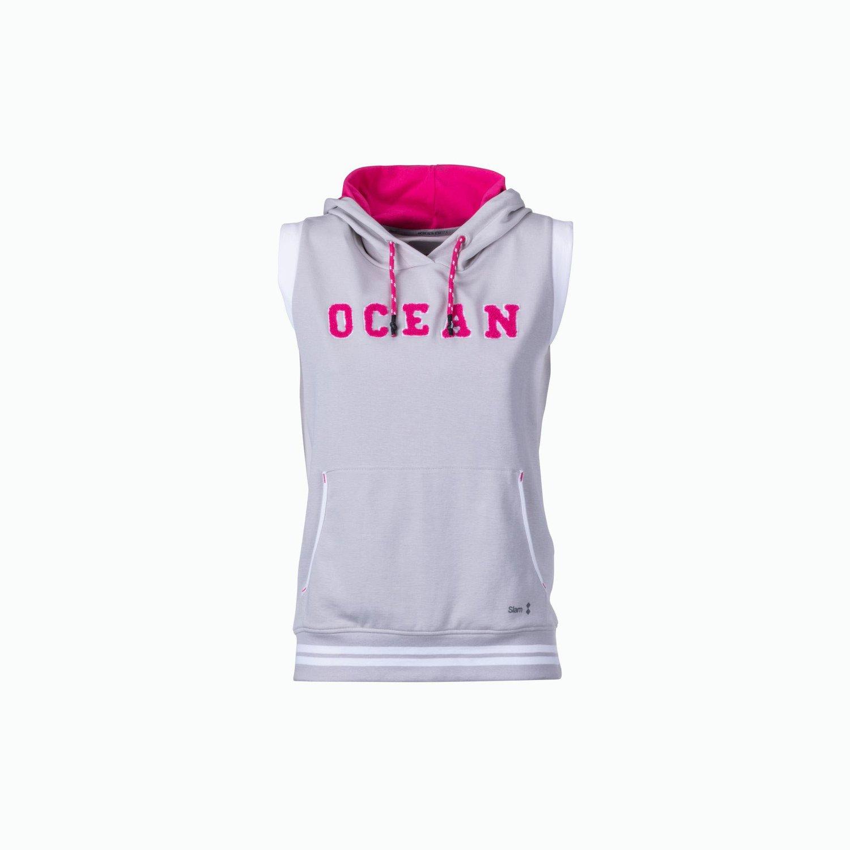 Sweat-shirt C133 - Fog Grey