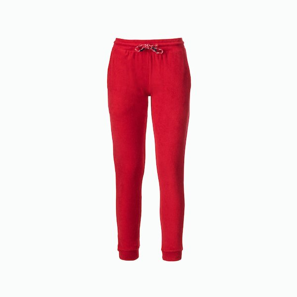 C137 women's trousers in solid color