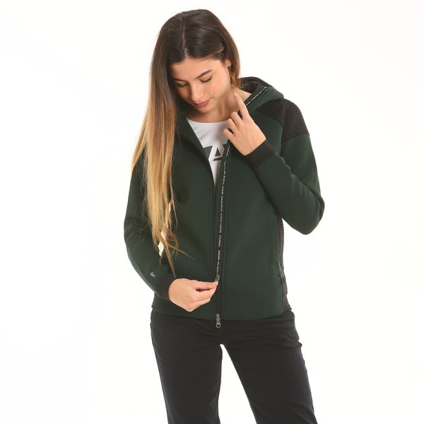 Damen Fleece-Sweatshirt F243