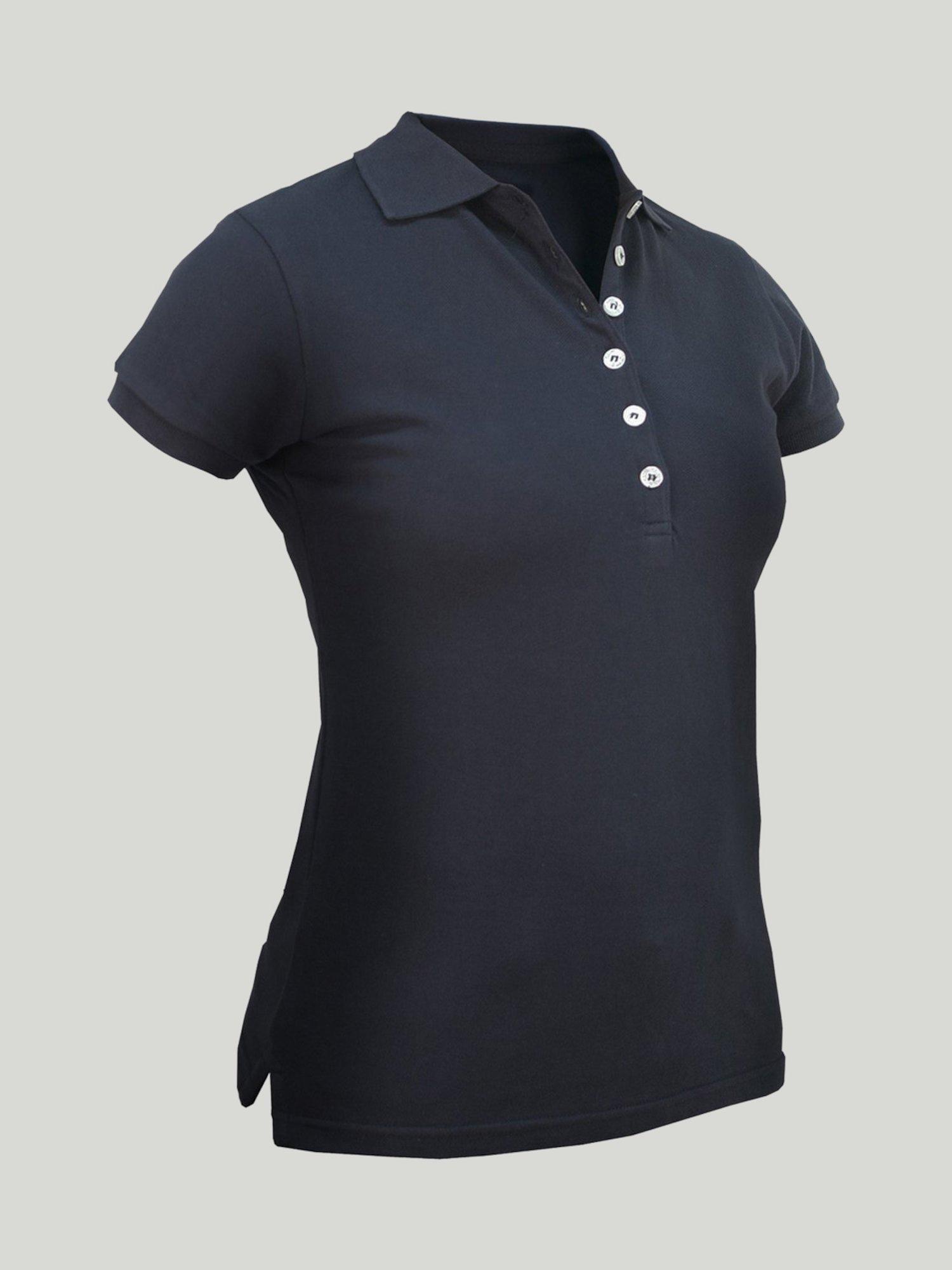 Roseland Ss New polo shirt - Navy