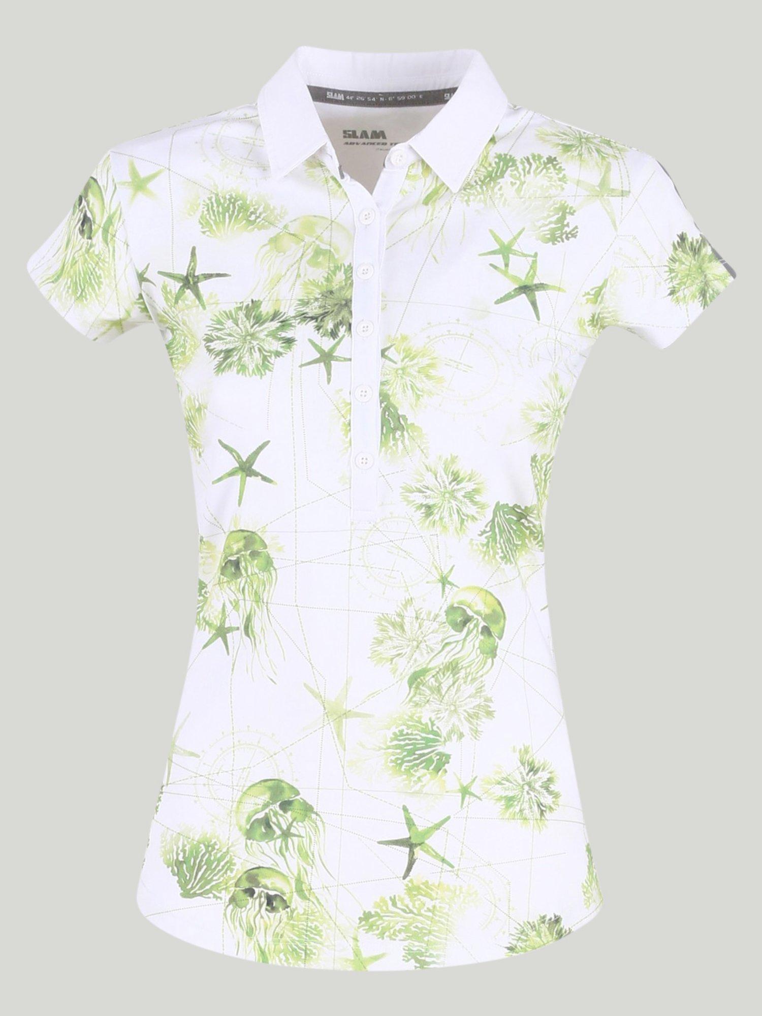 Poloshirt Salty - Lime Variation