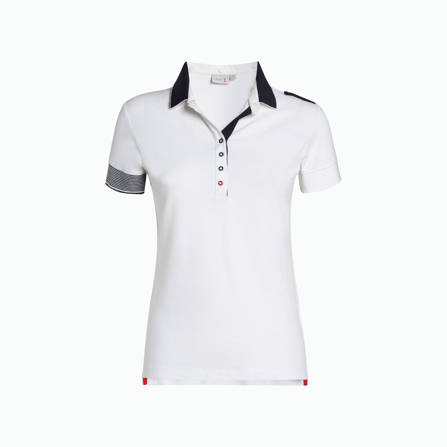 Polo Booby - Weiss
