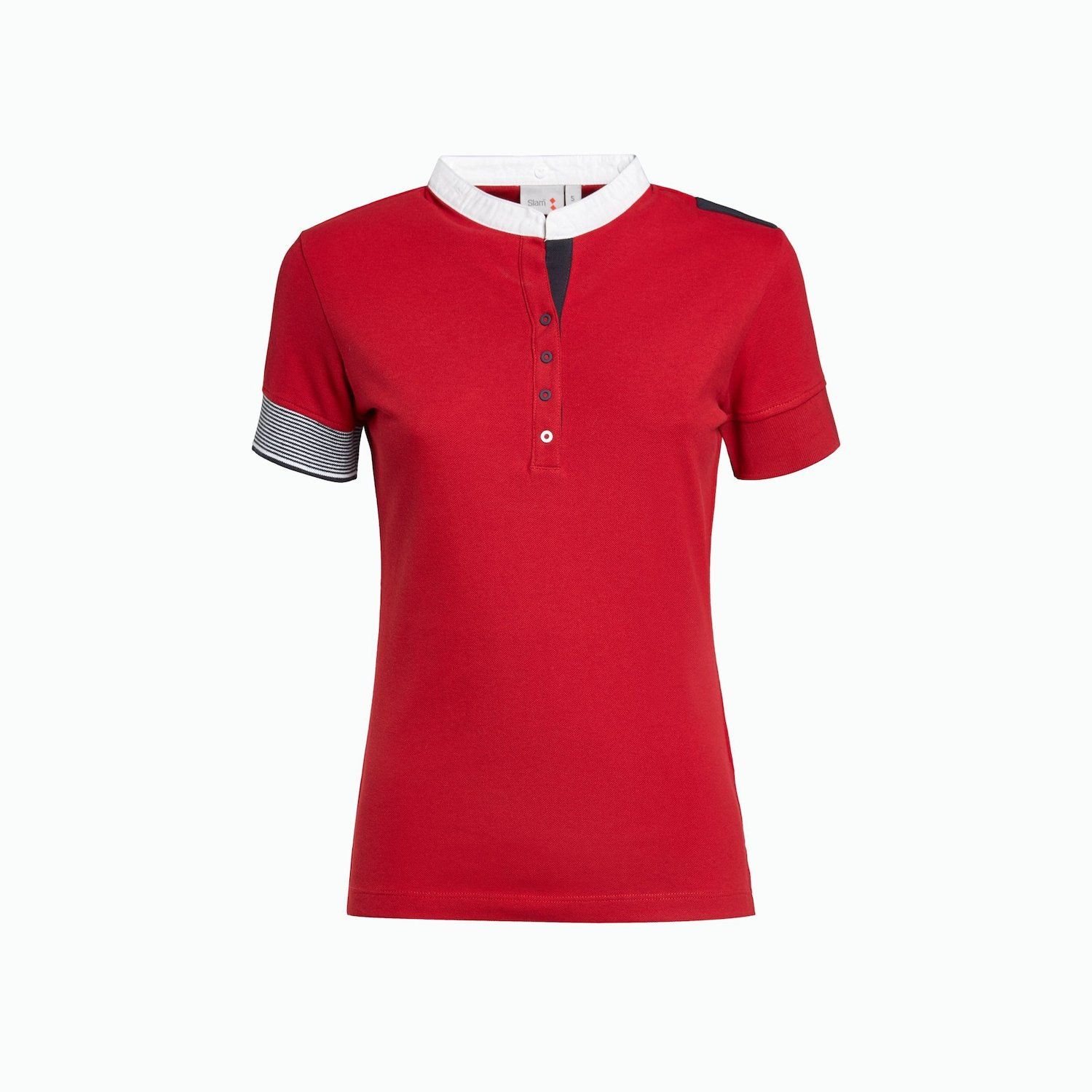 POLO BOOBY - Chili Red