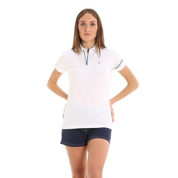 Polo femme G275 en jersey stretch élastique
