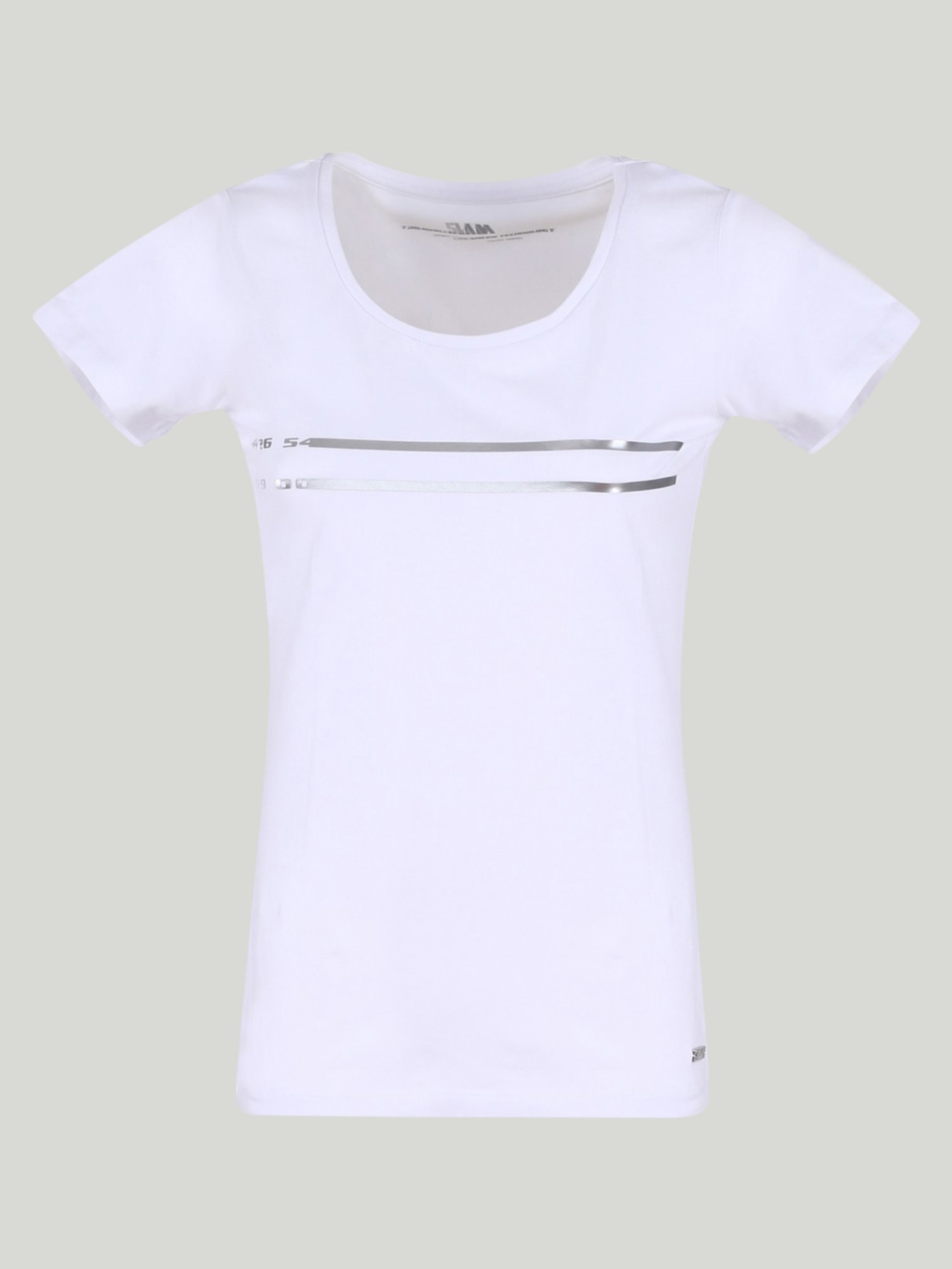 T-Shirt Sealife - Bianco