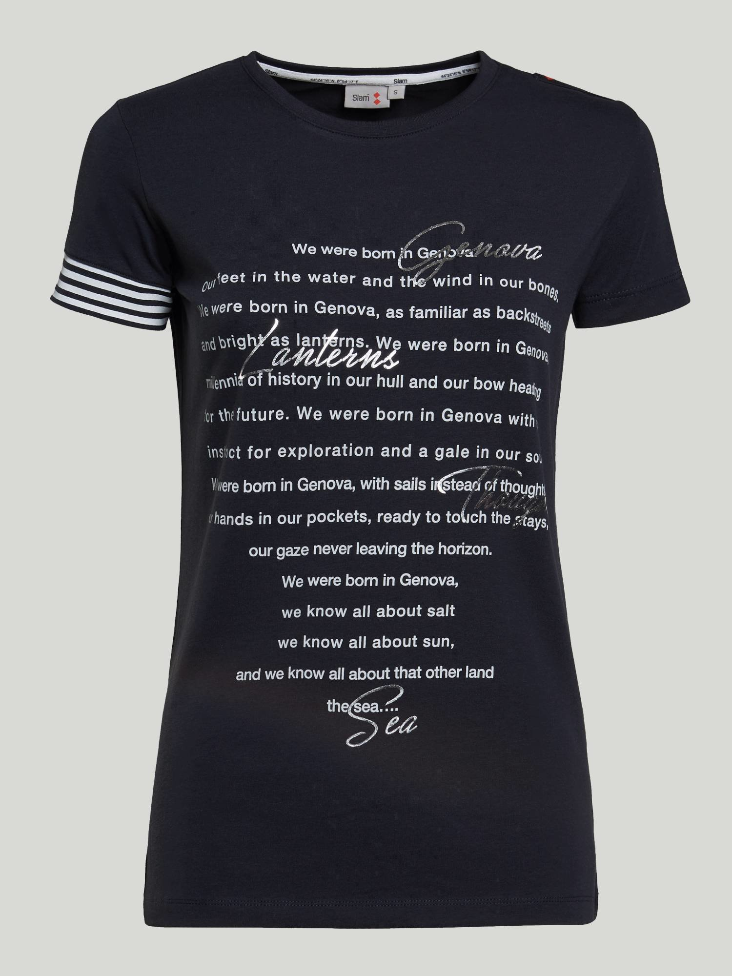 T-Shirt Quey - Navy