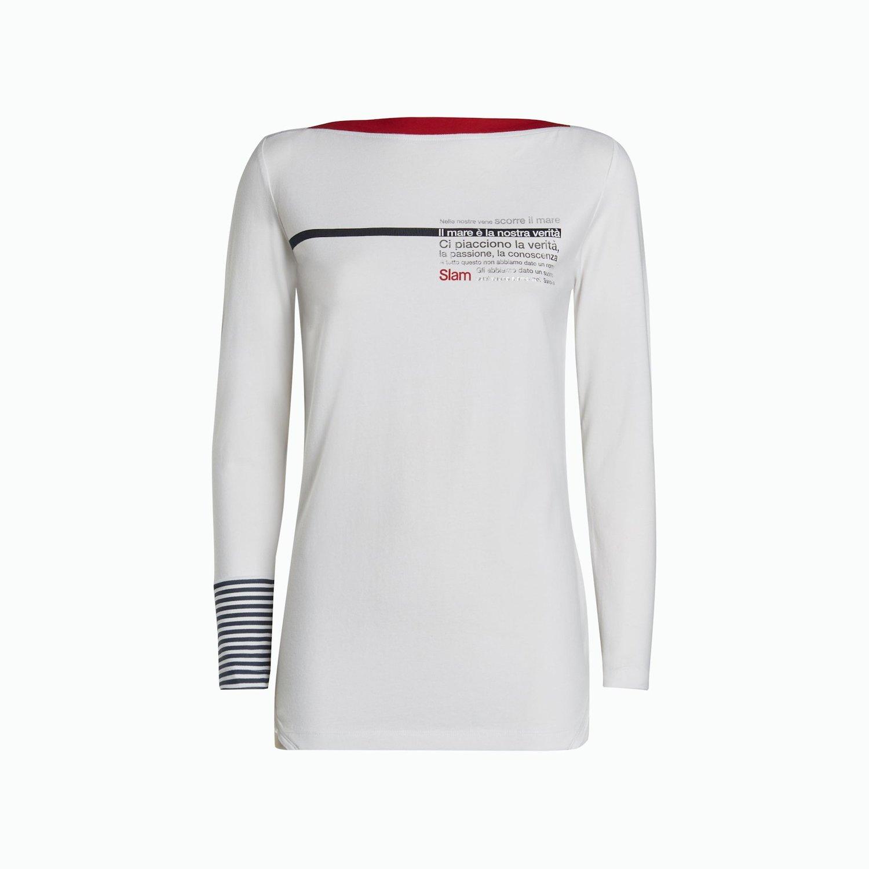 T-Shirt A50 - Bianco