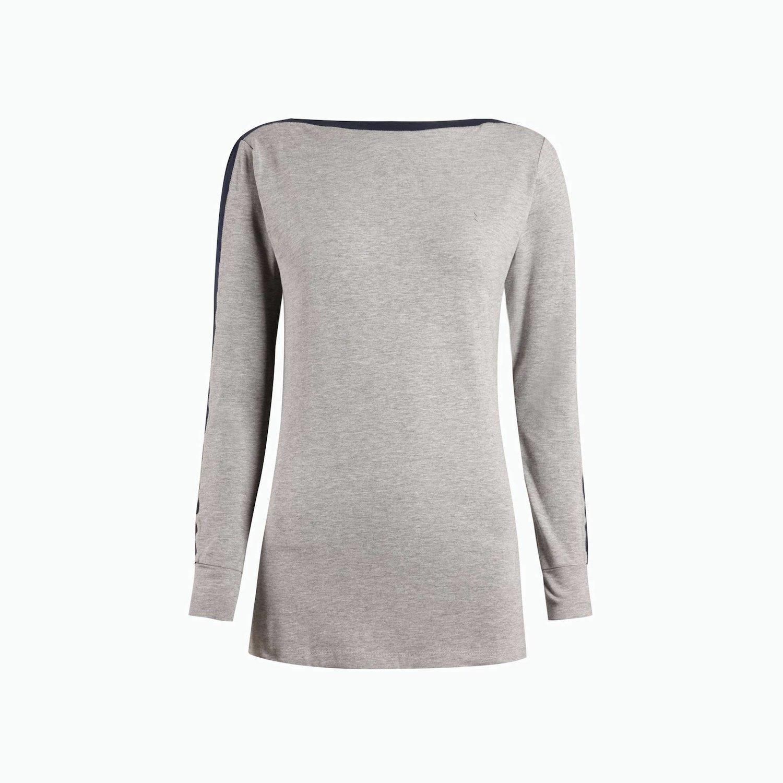 B66 Mel T-shirt - Grey Melange