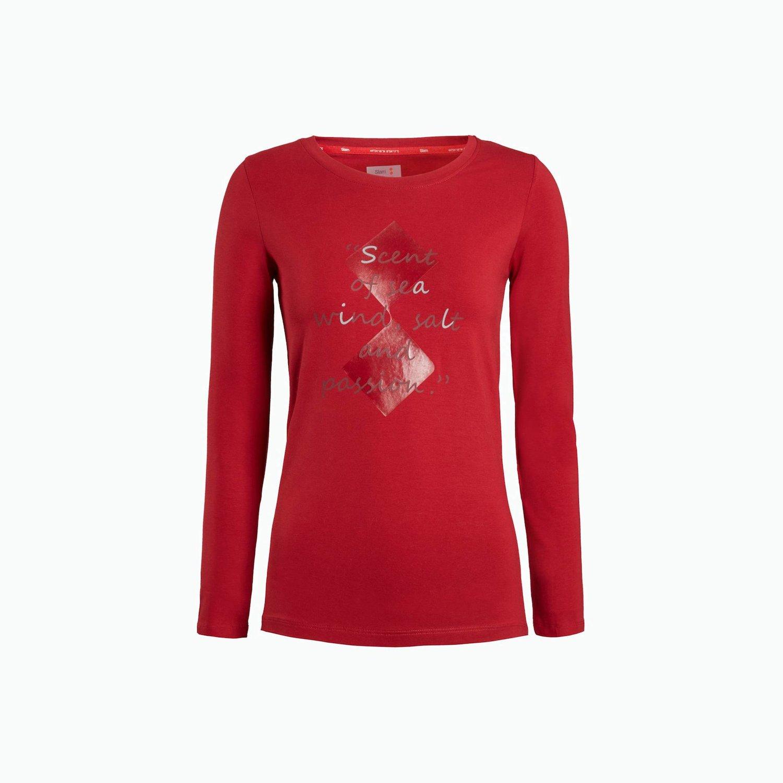 T-Shirt B67 - Chili Rot