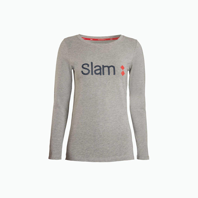 B67 Mel T-shirt - Grey Melange