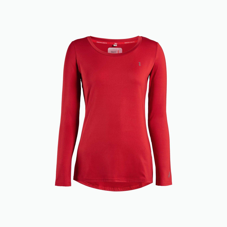 B131 T-shirt - Chili Red