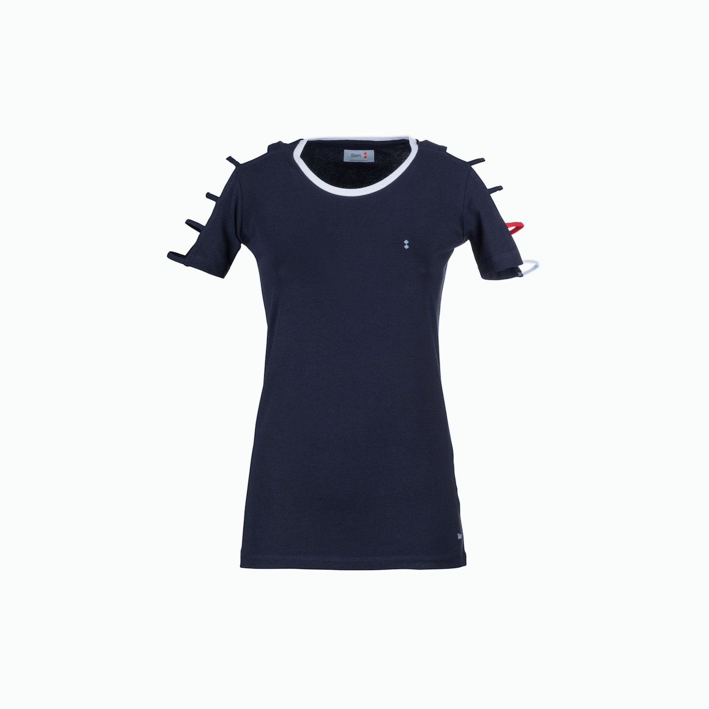 C125 T-Shirt - Navy Blau