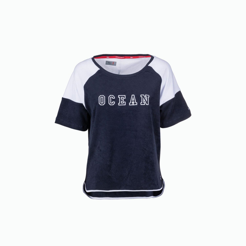 C 138 T-Shirt - Navy