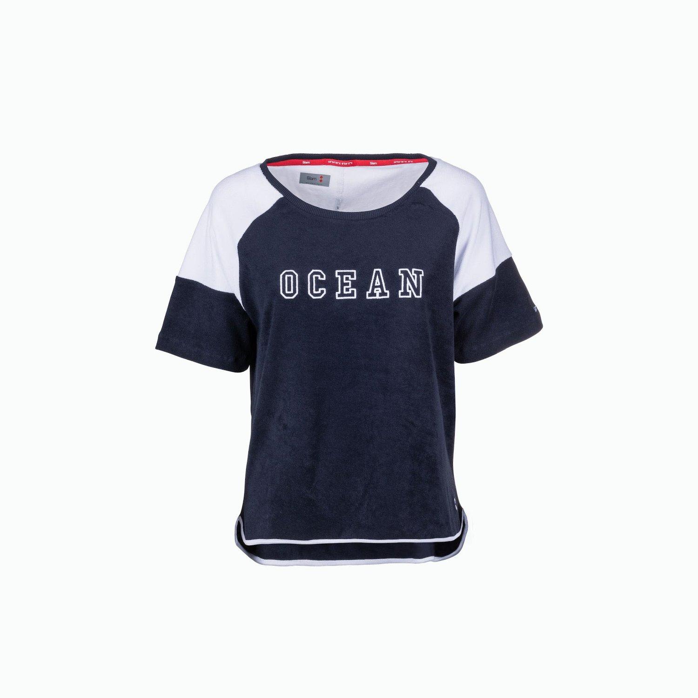 C 138 T-Shirt - Navy Blau