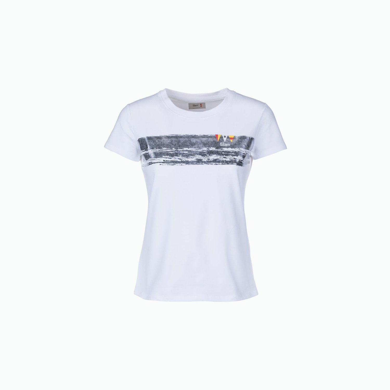 C183 T-Shirt - Blanco