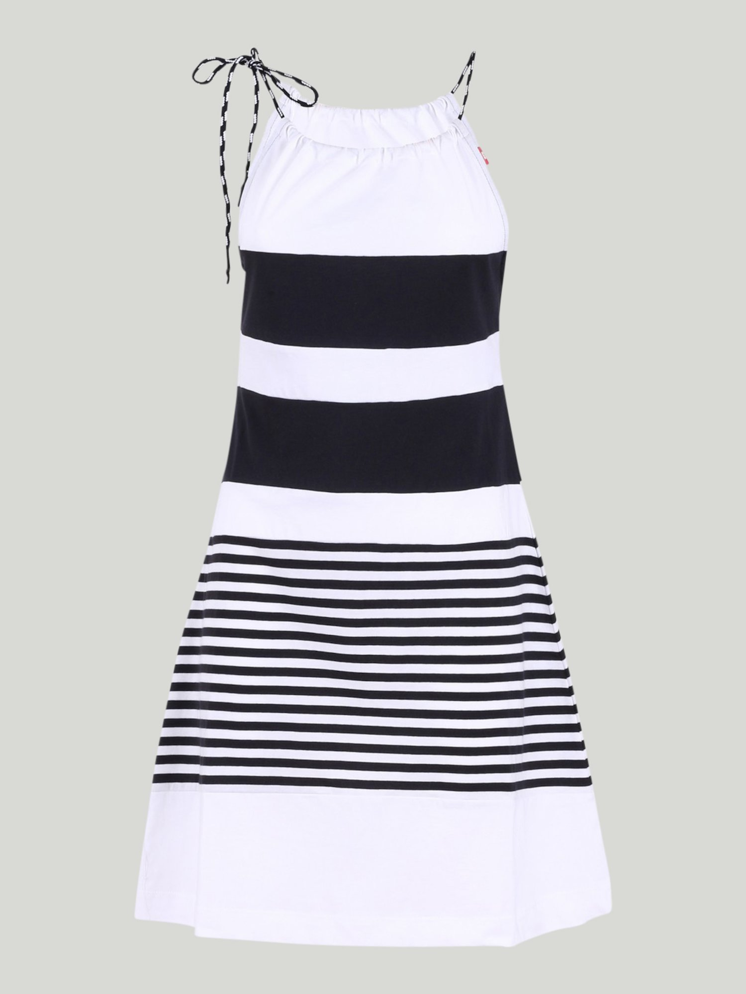 Jody dress - White / Navy