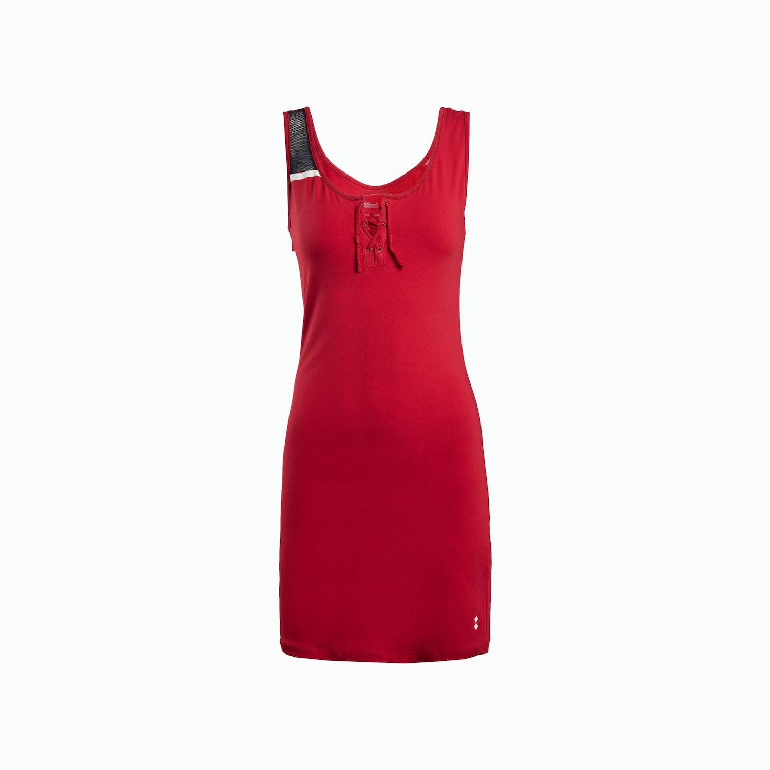 DRESS A118 - Rojo Chili