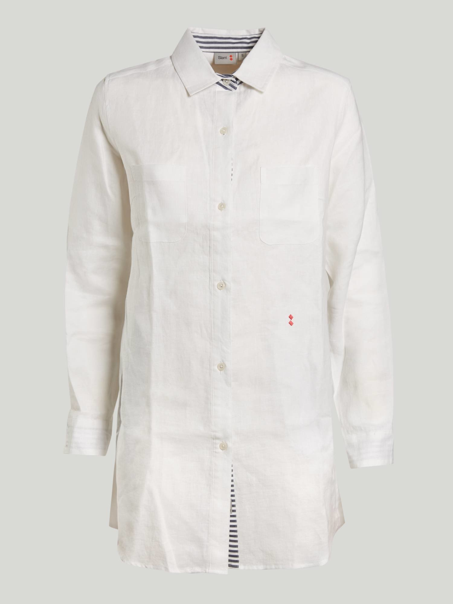 Dress A168 - Weiss