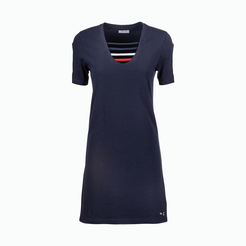 C126 Dress - Navy