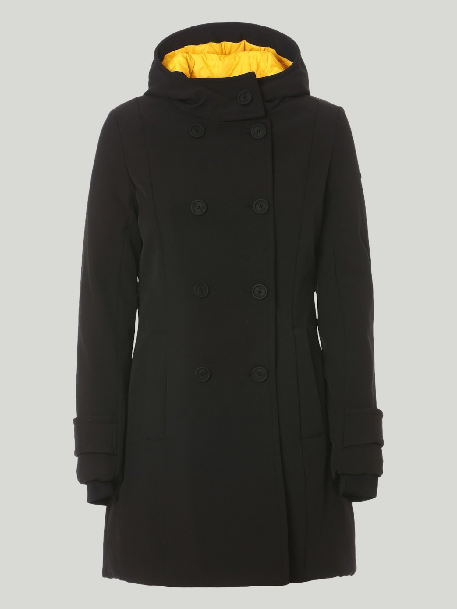 COAT ROTUMA - Black