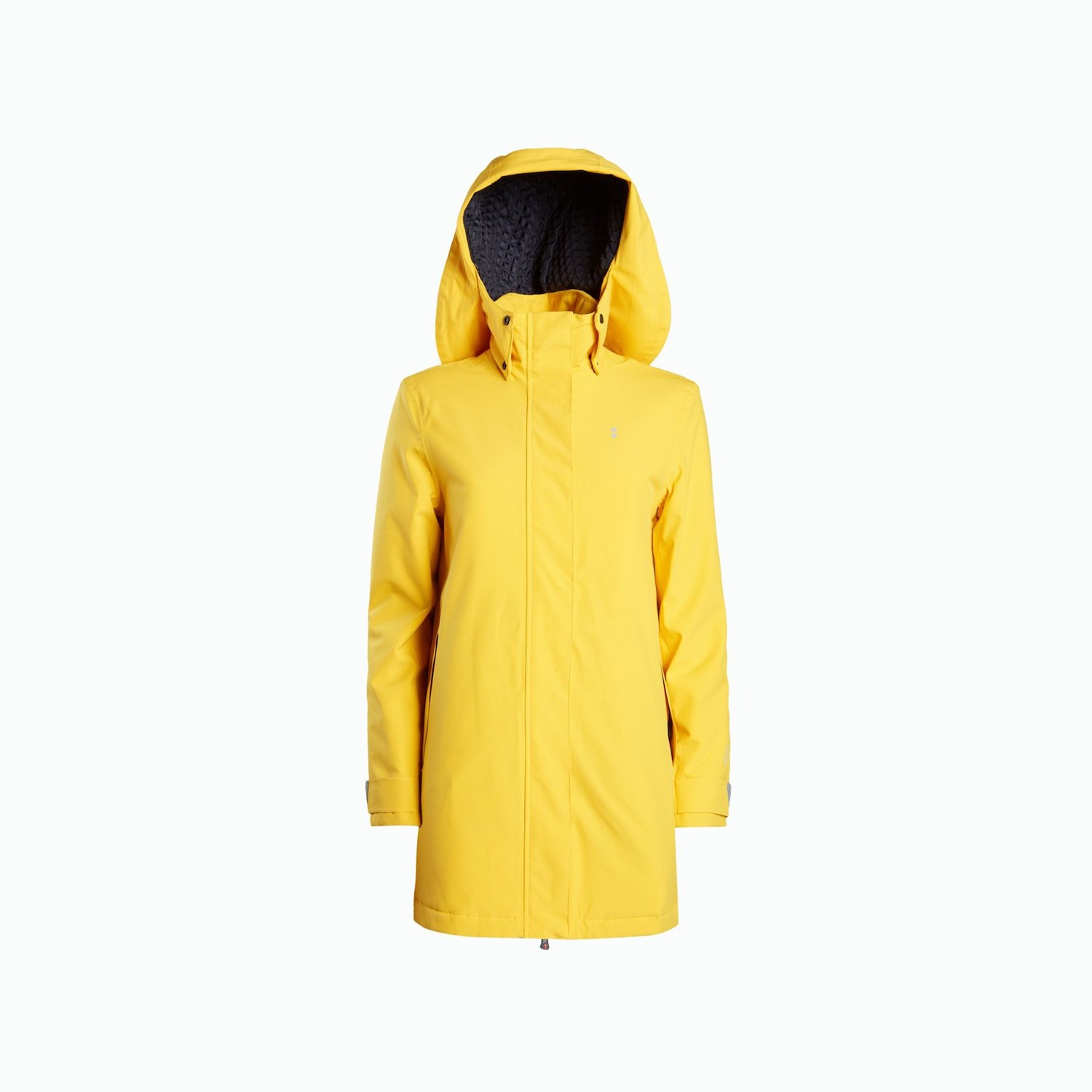 Tigertail Waxed Jacket - Goldenrod