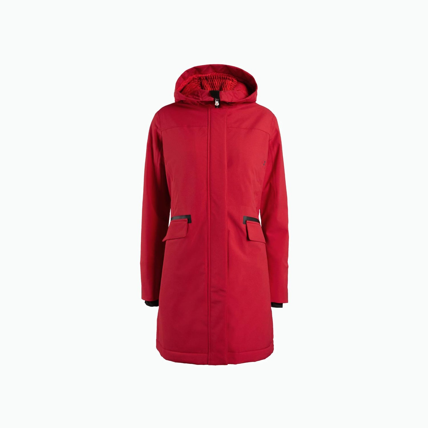 Kailua Jacket - Chili Red