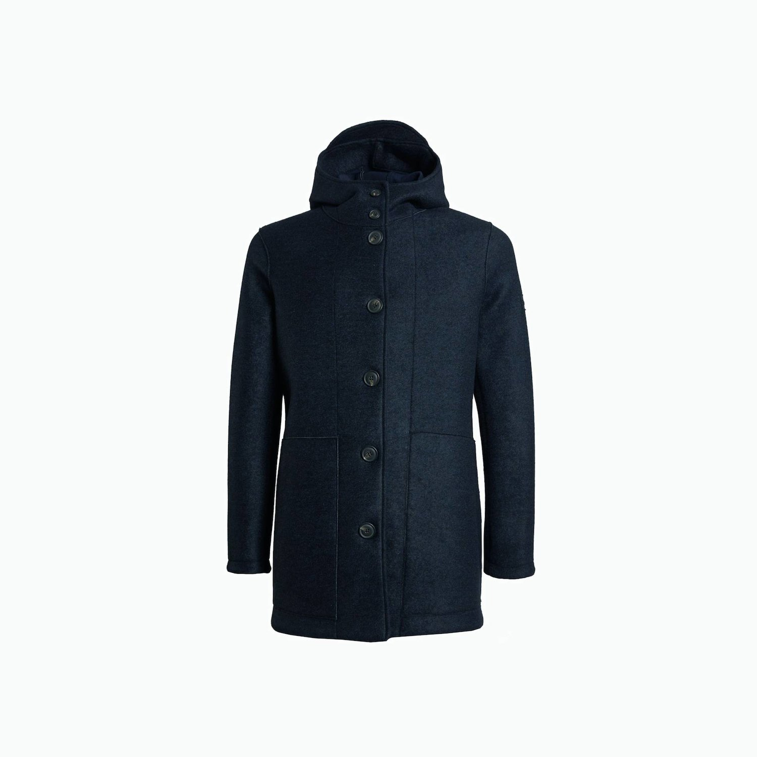Cappotto Wool Grover - Navy