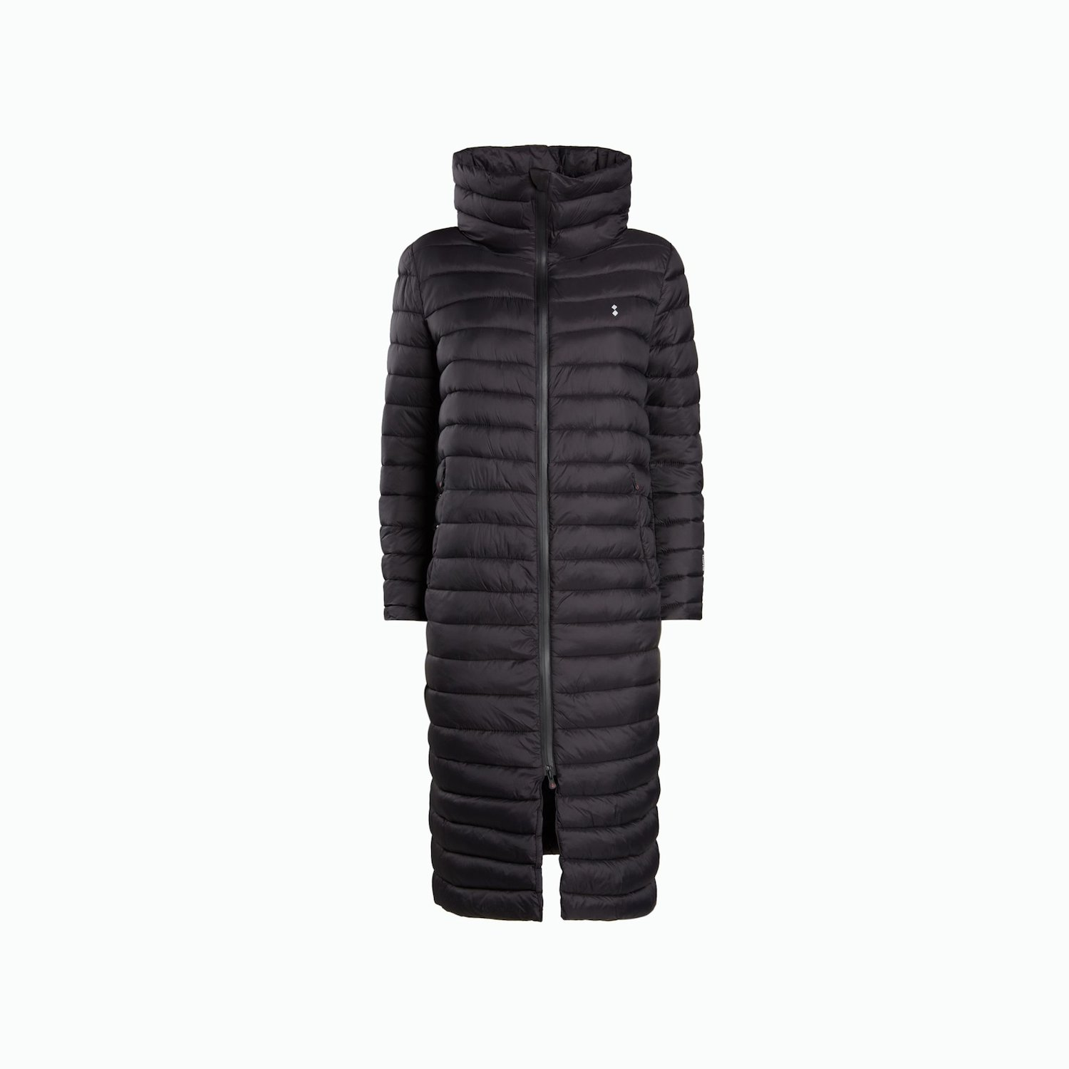 Bowers Down Coat - Black