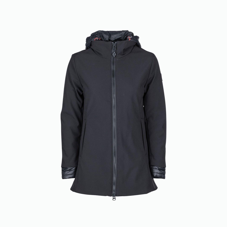 Villasimius Coat - Black