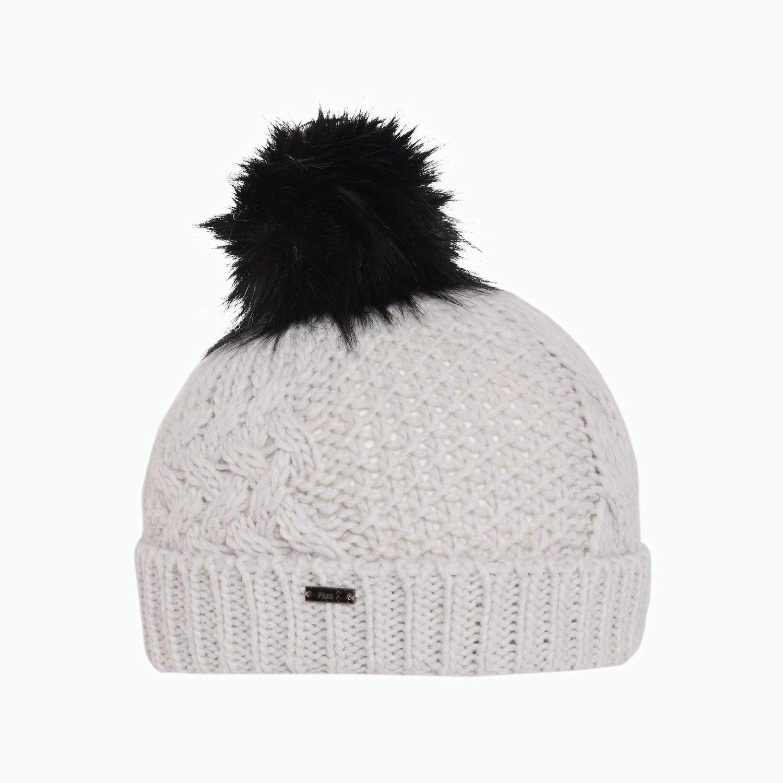 Mütze B181 - Nebelgrau