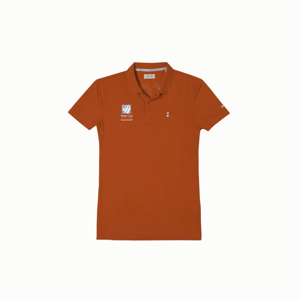 Herren Poloshirt E94 Swan