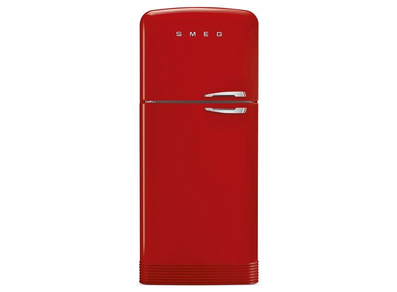 Frigorífico Doble puerta Rojo FAB50LRD