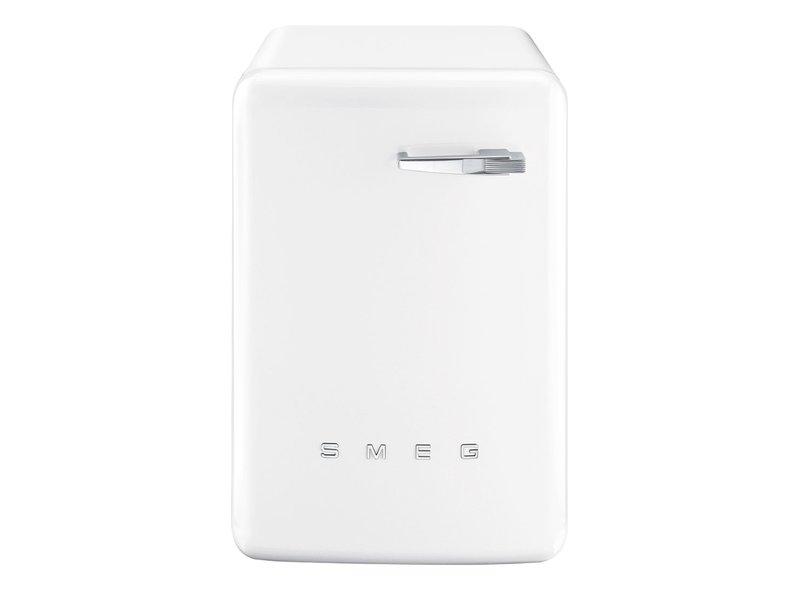 Lavadora 7 Kg Smeg 50´s Style Blanca