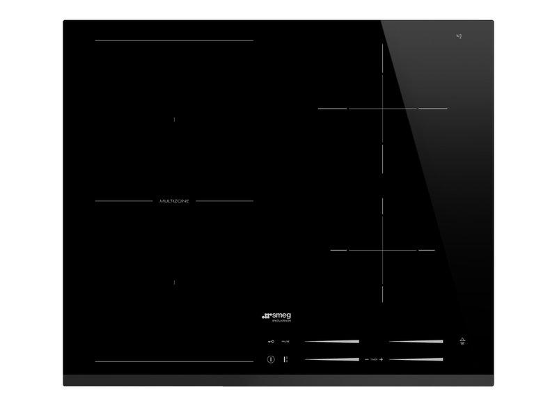 Encimera de cocción 60 cm Inducción Negro SI1M7643B